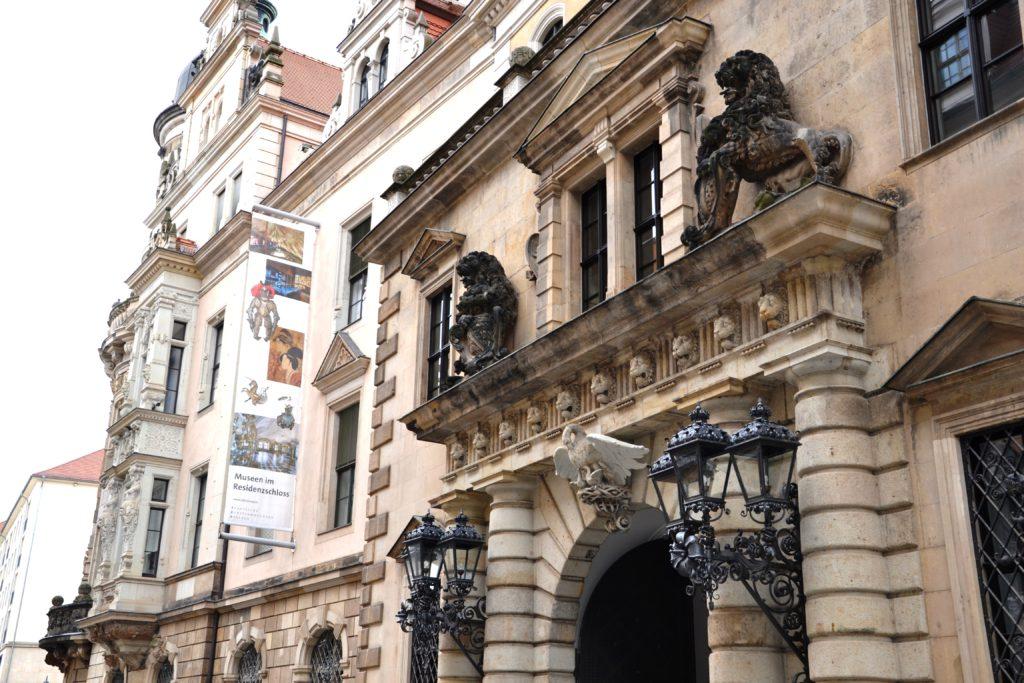 Drážďanský zámek
